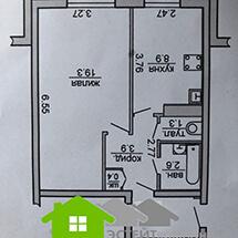 Купить однокомнатную квартиру в Лиде 146