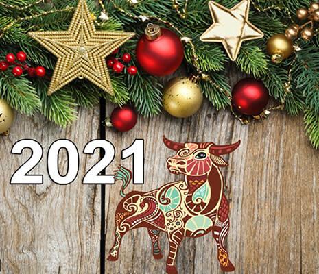 С Новым годом от Эстейт компани 1