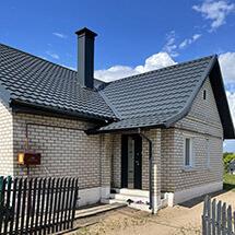 Фото дома в Германишках