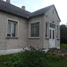 Фото дома в Радуне 1