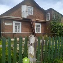 Дом на Дзержинского в Лиде