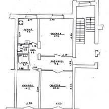 Фото квартиры на советской
